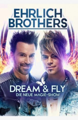 "Ehrlich Brothers ""DREAM & FLY"" © Erhlich Brothers"