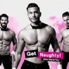 THE CHIPPENDALES - Get Naughty!